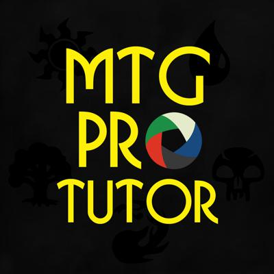 MTG Pro Tutor is a top rated Magic: The Gathering podcast and here's why: professional Magic players and community notables share their origin stories twice a week (Tue & Fri) and impart actionable tips you can use the next time you sit down to play.   Learn from the wealth of experience they've built through hours of practice and playing against hundreds of opponents and start seeing improvements in your own skill right away.   Don't you hate feeling like you play and play and don't improve? Surrounding yourself with better players is the best way to level up and the MTG Pro Tutor podcast is your way of doing that.   Subscribe if you want to take your Magic: The Gathering skills to the next level while hearing cool stories and getting actionable advice from the biggest names in the Multiverse.