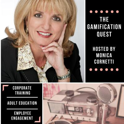 Level Up your corporate learning and development programs, employee onboarding, training, or adult classroom with this cutting-edge strategy to motivate and engage employees, customers, and students. Hosted by Sententia Gamification, our guests include L&D Professionals, Adult Educators, and Platform Providers who give you tips, tools, and techniques to add immediately to your training, talent development leadership, and employee engagement toolbox. Put Gamification to work for you!