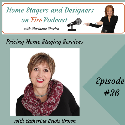 Cover art for Pricing Strategies for Home Stagers