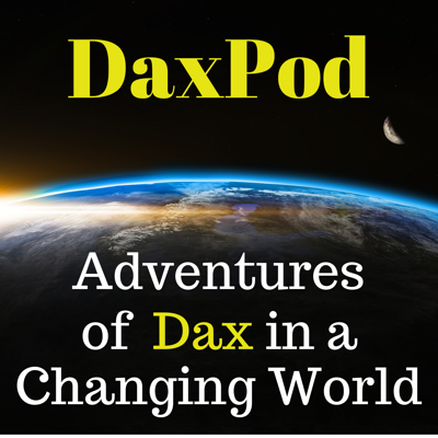 Cover art for DaxPod008: Dax and Martin: Part 2 of 3