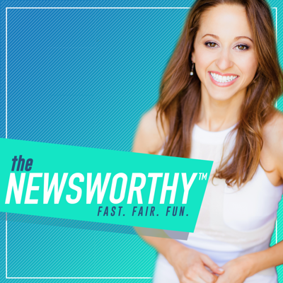 The day's news made fast, fair and fun – in less than 10 minutes. Erica Mandy is like a trusted friend who always 'gets' both sides. She's a veteran journalist who was tired of talking heads, alarmist headlines and monotone voices, so she created something different. theNewsWorthy is packed with politics, tech, business and entertainment from a variety of sources -- brought together in one, convenient place (and with a fun twist). Join the thousands of people already listening each weekday!