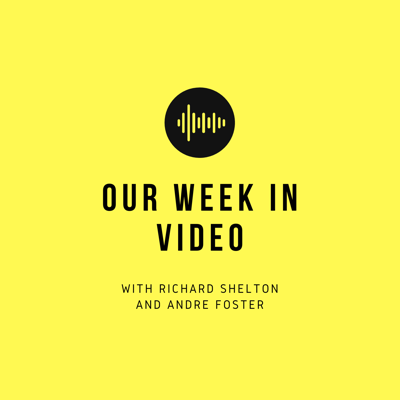 Experienced videographers Ben Bruton-Cox and Richard Shelton discuss their week in video. From weddings to commercial and promotional video they well you what they came up against.