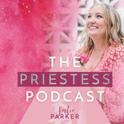 The Priestess Podcast shares inspirational interviews and intimate conversations about all things Divine Feminine, Goddess Culture, Women's Spirituality and Soulful Business. Listen in to some of the world's great spiritual thought leaders, authors and speakers with your host Priestess Julie Parker