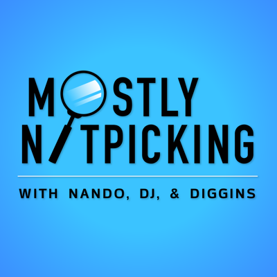 A weekly podcast where Nando, DJ, and Diggins analyze a piece of pop culture by looking exclusively at the details.