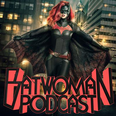 """Batwoman Podcast, a product of DC TV Podcasts, is the first podcast dedicated to The CW's Batwoman. Each week the hosts give an in-depth analysis of every episode while covering the latest news about the TV show as well as take listener feedback about each individual episode. Batwoman, airing on Sunday nights at 8/7c on The CW, stars Ruby Rose as Kate Kane a.k.a. Batwoman and is executive produced by Greg Berlanti, Sarah Schechter, Geoff Johns, and Caroline Dries. """"Batwoman"""", all logos and images are trademarks of DC Comics. The podcast is not sponsored by or affiliated with DC Comics, Warner Bros. TV or The CW."""