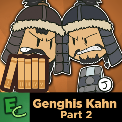 Cover art for Extra History - Genghis Khan part 2