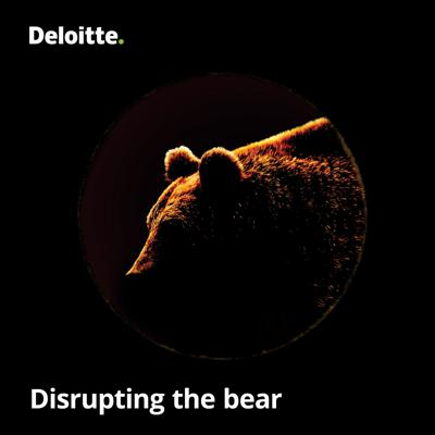 Disrupting the bear, a podcast by Deloitte
