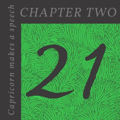 Cover art for Chapter Two of Capricorn