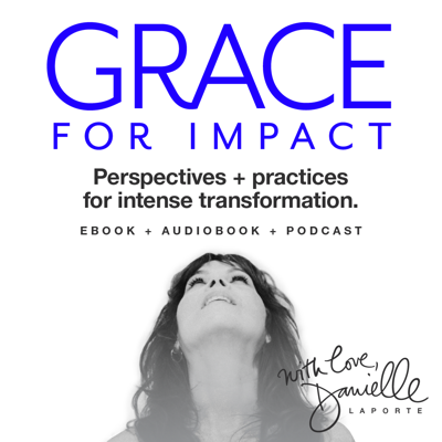 Cover art for Trailer: WITH LOVE, DANIELLE… GRACE FOR IMPACT