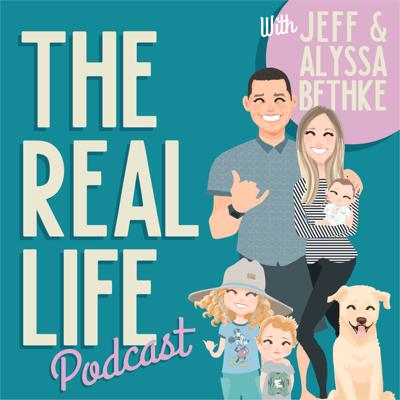 Jeff and Alyssa are a married couple with two toddlers running around their home talking about faith, culture, and take listener's questions with a little dash of random sprinkled in.