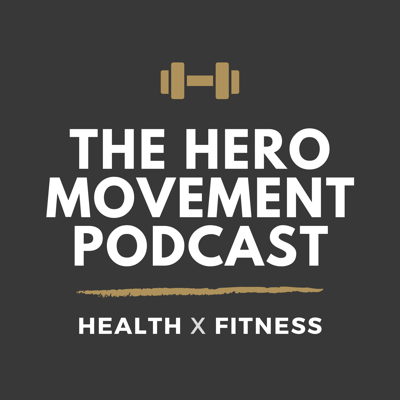 At The Hero Movement Podcast, Luke and Michaela explore and share ideas in everything fitness, healthy living, and human performance.   Whether you're looking to eat a healthier diet, hone your movement skills, develop real-world functional fitness, build a regular mindfulness meditation practice, or simply LIVE BETTER - The Hero Movement Podcast is about providing you with the tools and habits you need to reach your goals and start living the life you've always wanted to live.  Through weekly ponderings, essays and interviews, the goal is to help you bridge that gap between having a plan and taking action. Ultimately, to help you unlock your potential and unleash your inner HERO.  Topics span the whole spectrum of healthy living and lifestyle design, including but not limited to: bodyweight fitness, mindful movement, movement culture, building muscle, fat loss, martial arts, nutrition, healthy habits, meditation, mindfulness, entrepreneurship, creativity, productivity, and pretty much everything in between.   For show notes, free resources, eBooks, coaching and more, head to: https://www.heromovement.net/hero-podcast/