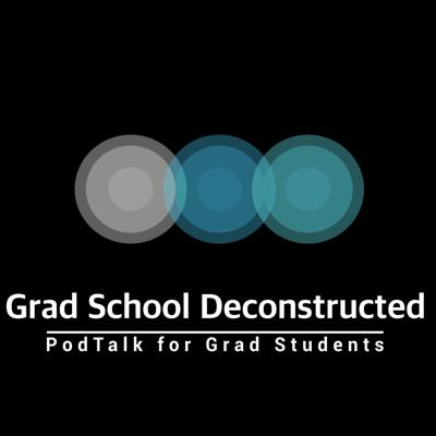 Cover art for GSD007 – Is the Grass Always Greener? Comparison and Competition in Graduate School