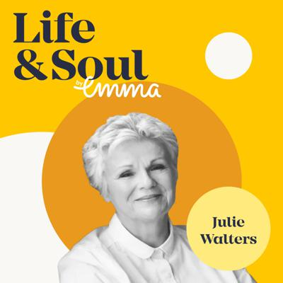 Cover art for Julie Walters