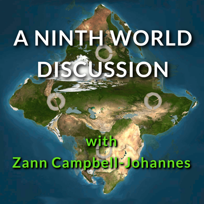 Cover art for Bonus Episode: A Ninth World Discussion with Zann Campbell-Johannes