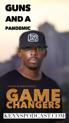 Cover art for Guns and the Pandemic