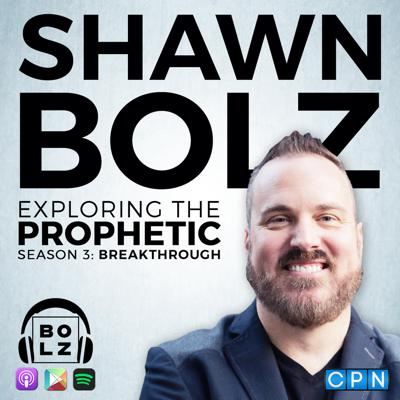 Welcome to Exploring the Prophetic podcast hosted by Shawn Bolz. Shawn has been a pioneer in ministry for the last 20 years. He speaks around the world and specializes on hearing God's voice for yourself and for the world around you.   On this podcast, Shawn interviews some of his close friends and leaders from different industries how God's voice has caused great change in their world and lives. Alongside Shawn, you will hear from church leaders, politicians, entertainers, music industry, and everyday empowered people on how the prophetic is shaping their lives. We invite you to be a part of the conversation. Come explore the prophetic with us!