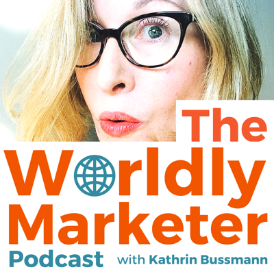 The Worldly Marketer Podcast is Verbaccino's interview-style show about international and global marketing issues. As more and more people around the world get connected to the Internet, even small brands can build an international customer base through digital marketing, translation, localization, social media, and e-commerce. Every week, Kathrin Bussmann talks to a different guest expert to learn more about the challenges and the rewards of going global in the Digital Age. Her mission is to explore how savvy SMEs can leverage today's global, social, multilingual marketplace.
