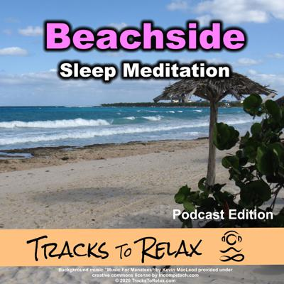 Cover art for Beachside Sleep Meditation