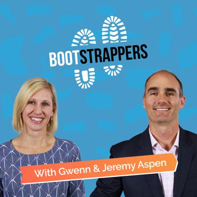 Bootstrappers is a radio/podcast/Youtube show that discusses business tips, concepts, and ideas from successful entrepreneurs, writers, and business coaches.  From business partnerships, managing people, meeting cadence, stress management and even discussing biggest boneheaded moves there is something for everyone on Bootstrappers.