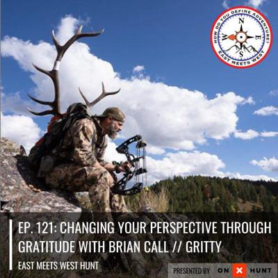 Cover art for Ep. 121: Changing Your Perspective Through Gratitude with Brian Call // Gritty