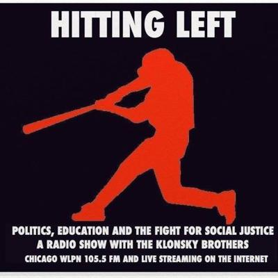 Hitting Left with the Klonsky Brothers