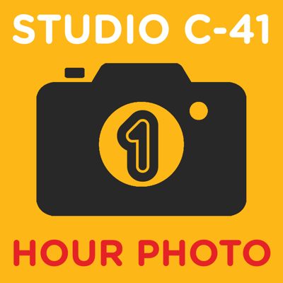 Studio C-41: 1 Hour Photo Podcast
