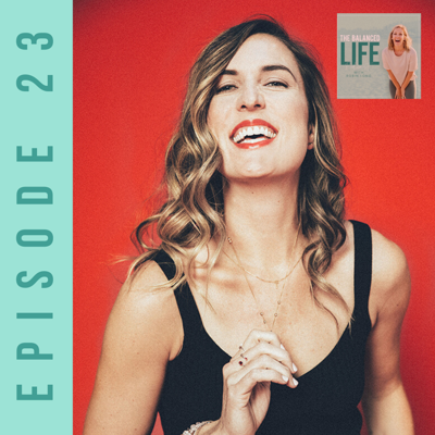 Cover art for 23: Kat Harris: Managing Anxiety, Being Vulnerable, and Pursuing Friendships