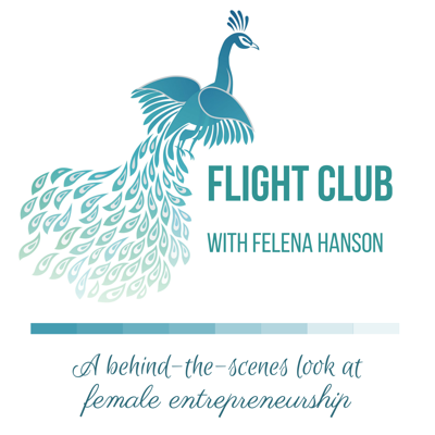 The Flight Club podcast gives you a behind-the-scenes look at female entrepreneurship.  We focus on sharing backstories of amazing women as they found their