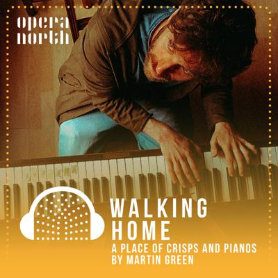 Cover art for Martin Green: A Place of Crisps and Pianos