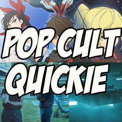 Cover art for Pop Cult Quickie - Streaming Recommendations April 2020