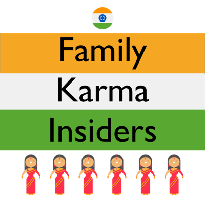 An unofficial podcast hosted by real life friends / family (Dillon + Neil Patel) of the Family Karma cast. Family Karma is a Bravo reality TV show that follows the life of first generation Indian-Americans in Miami, Florida.  [Formerly the