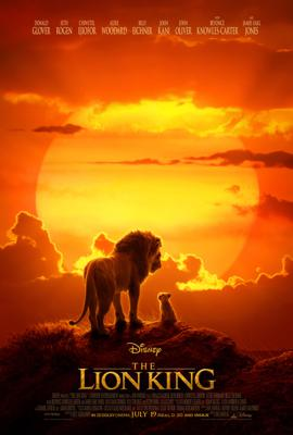 Cover art for Episode 96: Lion King (2019) with Erik Bransteen