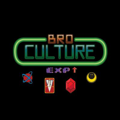 """The concept of Bro Culture Exp is to redefine the negative stigmas that """"Bro Culture"""" has. We're 4 blerds with different backgrounds that wanted to create a space of free discussion that connects EVERYONE from all walks of life through the loves of gaming, fantasy, anime, pop culture, tech, and everything in-between. We talk alotta shxt but we also promote individuality, community, openness, and creativity. Our goal is to give you a temporary escape, but also hope you gain some of deeper perspectives as well. So follow, listen, and learn with us to level up!"""