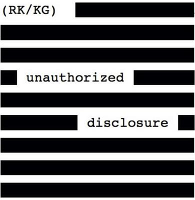 Cover art for Unauthorized Disclosure - Episode 13
