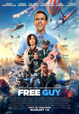 Cover art for Free Guy
