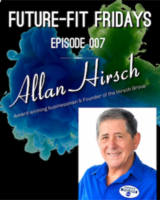 Cover art for Episode 007: The Adapting Appliance Business with Allan Hirsch