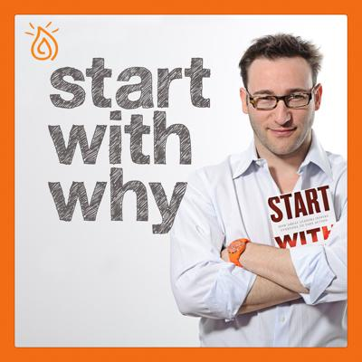 Start With Why podcast