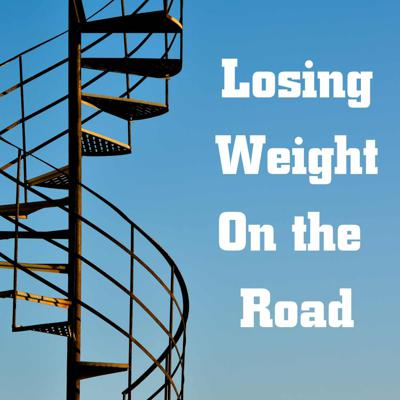 Cover art for Losing Weight on the Road