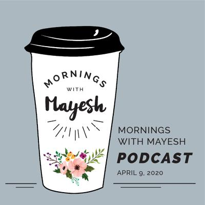Cover art for Mornings with Mayesh: EZ Flower