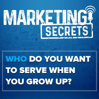 Cover art for Who Do You Want To Serve When You Grow Up?