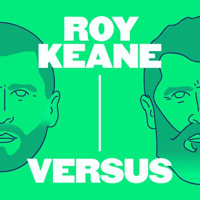 Cover art for Roy Keane Versus... Patrick Vieira