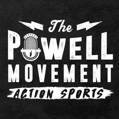 The Powell Movement is the podcast that pushes the envelope and is designed to be the go-to show for sports enthusiasts who want to know what it takes to achieve success.