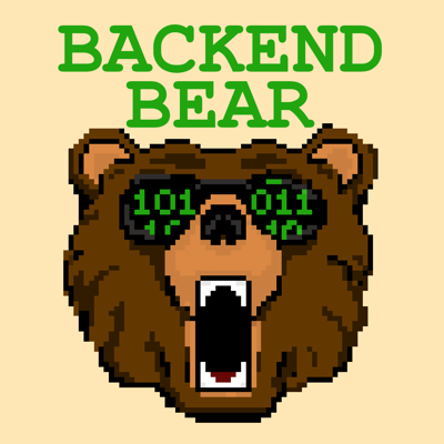 Welcome to the BackendBear podcast where we discuss anything related to programming, algorithms and latest practices in the coding world.