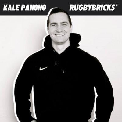 Cover art for #50: Kale Panoho | The Journey Still To Come For Rugby Bricks & Living In A Digital World.