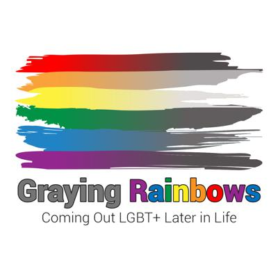 Graying Rainbows Coming Out LGBT+ Later in Life
