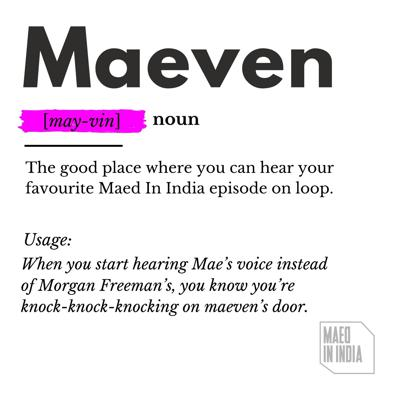 Cover art for Maed Mixtape: Maeven