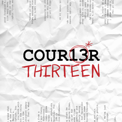 The Courier Thirteen Podcast