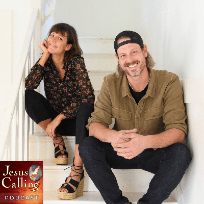 Cover art for God Helps Us Rebuild Homes & Hearts: HGTV's Leanne & Steve Ford and Dr. David Vanderpool