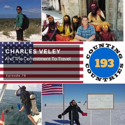Cover art for Charles Veley … And The Commitment To Travel