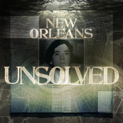 The new podcast is a narrative dive into the decades old case of a 17-year old boy who drowned in New Orleans.  The investigation into the mysterious death uncovers a web of crime, corruption and cover-up.  At the center of it all is a criminal who has been hiding in plain sight.